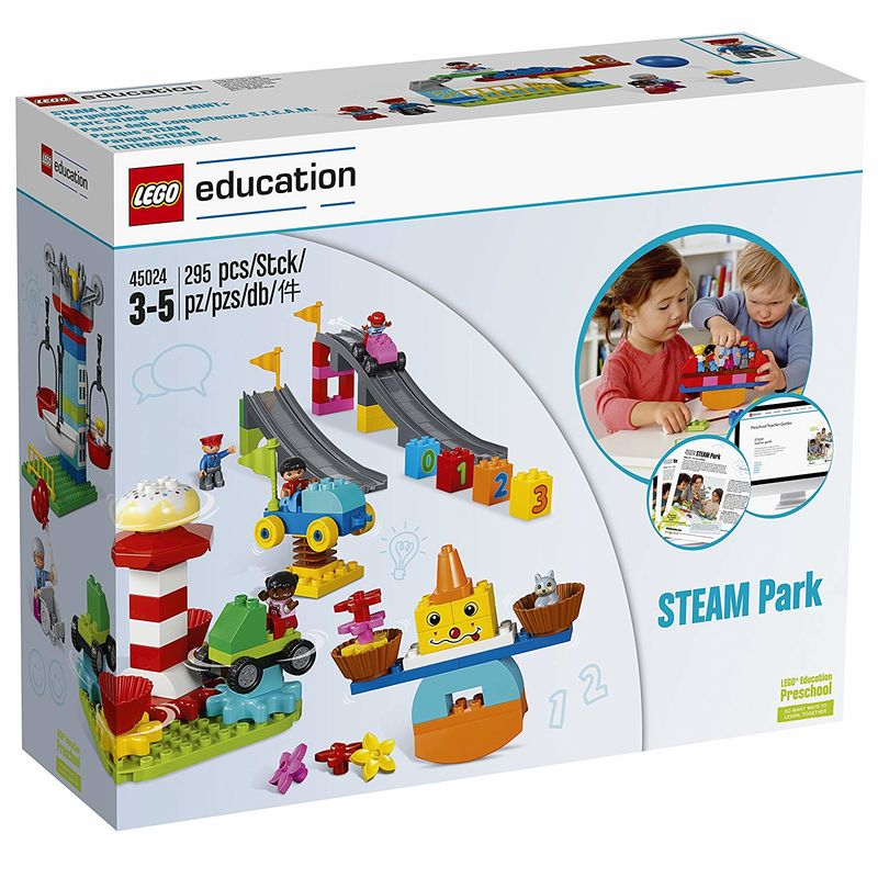 LEGO STEAM Park